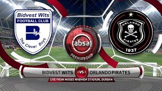 Absa Premiership 2019/20 | Wits v Pirates | Highlights
