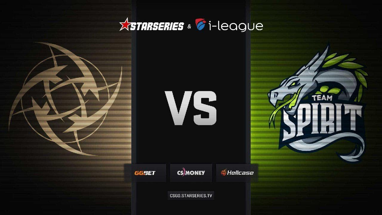 [EN] NIP vs Spirit | Map 2 – Cache | StarSeries i-League Season 7