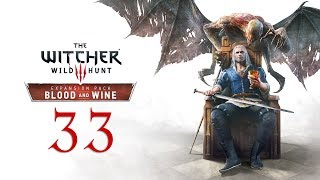 WITCHER 3: Blood and Wine #33 : It's raining cows, hallelujah