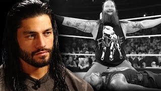 Why is Bray Wyatt targeting Roman Reigns?: July 8, 2015