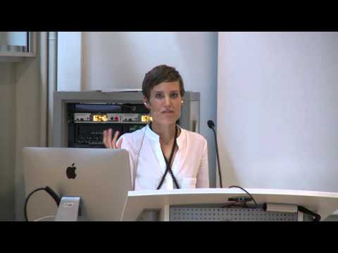 Conférence Talking Heads de Saskia Diez,  designer, Munich