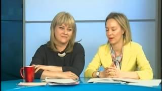 «Прямая речь» с Татьяной Горюновой и Натальей Сидориной 11.03.15