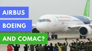 Comac C919:  Could It Destroy the 737MAX & A320neo?