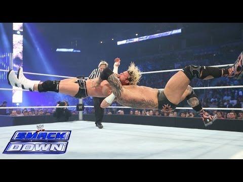 Dolph Ziggler vs. Batista: SmackDown, Feb. 28, 2014
