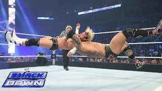 Dolph Ziggler vs. Batista: SmackDown, Feb. 28, 2014