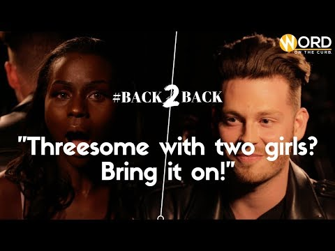 """""""How many people have you slept with?""""  