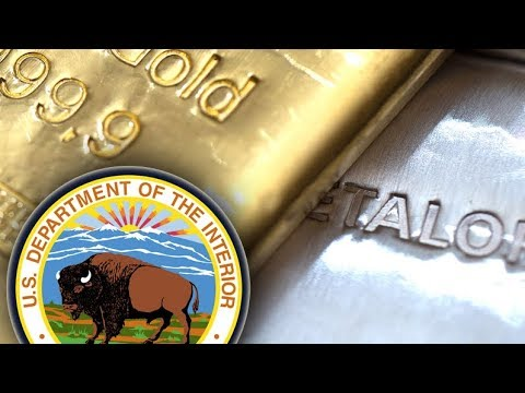 Silver & Gold NOT On List Of Minerals Deemed Critical To U.S. National Security And Economy