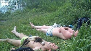 Русские пьяные приколы видео