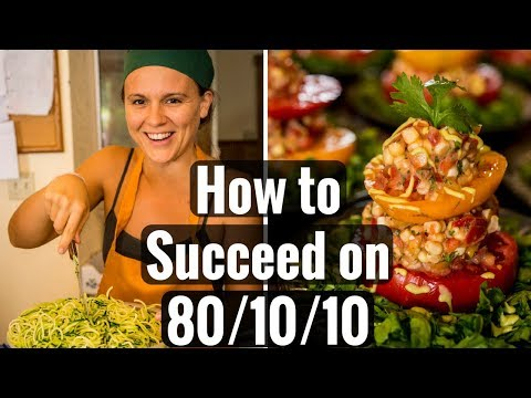 Succeed on 80/10/10 with Chef Erin's Top Tips 08