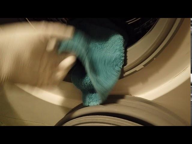 Ablakos mosógép gumiszakadás. Miért szakad ki a mosógép ajtógumi?