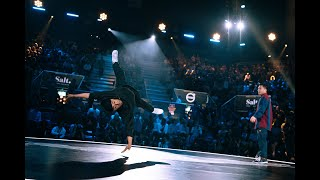 Dr. Hill Battle Compilation | Red Bull BC One World Final 2018