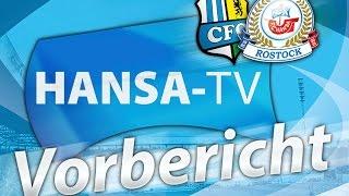 F.C. Hansa Rostock zu Gast beim Chemnitzer FC