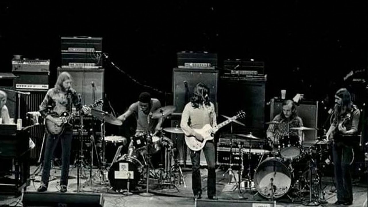 The Allman Brothers Band - At Fillmore East (1971 ...