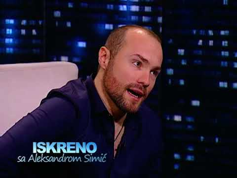 Aleksandar Sofronijević - Iskreno sa Aleksandrom Simić ( CELA EMISIJA )