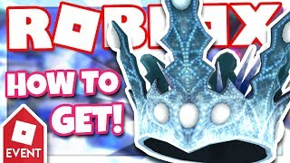 [EVENT] How to get the ICE CROWN | Roblox Mountaineers