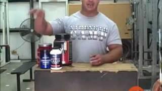 Спортивное питание для роста силы и мышечной массы(Известный атлет Элиот Халс рассказывает о правильной диете и эффективных спортивных добавках для роста..., 2010-12-27T14:53:34.000Z)