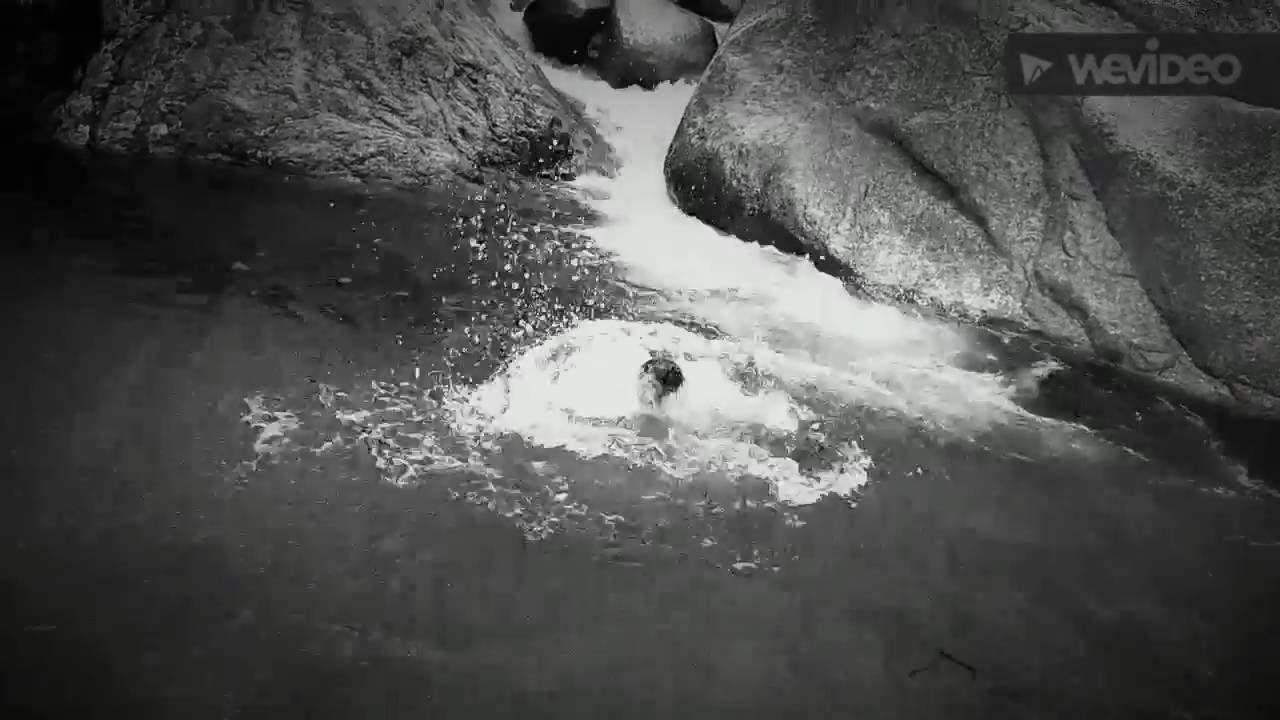 Sisneri Natural Swimming Pool Nepal Youtube