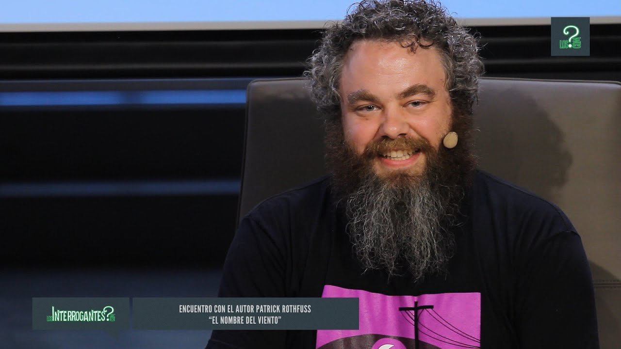 Nuevo Libro De Patrick Rothfuss Talk With Patrick Rothfuss Author Of