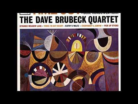 The Dave Brubeck Quartet – Time Out (1959) (Full Album)