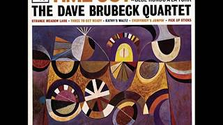 Скачать The Dave Brubeck Quartet Time Out 1959 Full Album