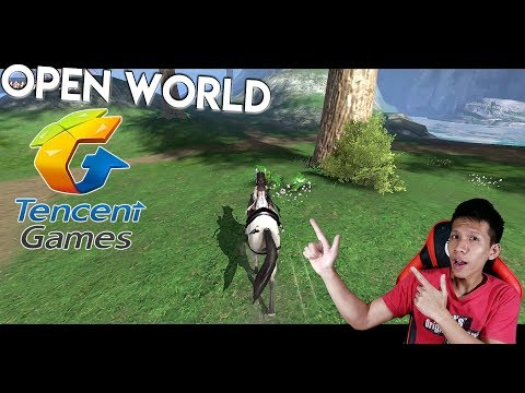 Game Open World Baru Tencent, Keren Banget - Perfect World Mobile Indonesia
