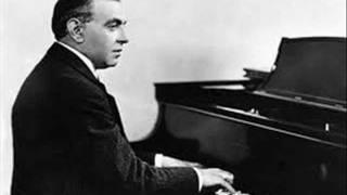 Ignaz Friedman plays Chopin Ballade No. 4 in F minor Op. 52