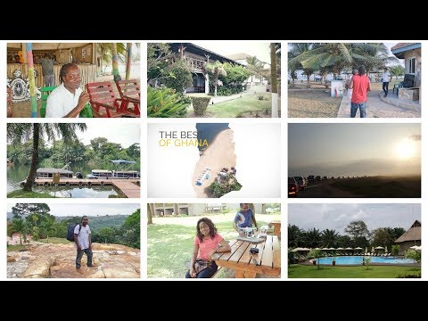 THE BEST OF GHANA|| VACATION/TRAVEL VLOG {DISCOVER WEST AFRI