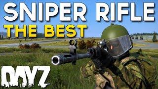 The Best Sniper Rifle - DayZ Standalone