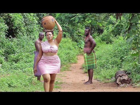 THE BEAUTIFUL MAIDEN THAT GAVE ALL THE MEN SLEEPLESS NIGHT IN THE VILLAGE - FULL NIGERIAN MOVIES