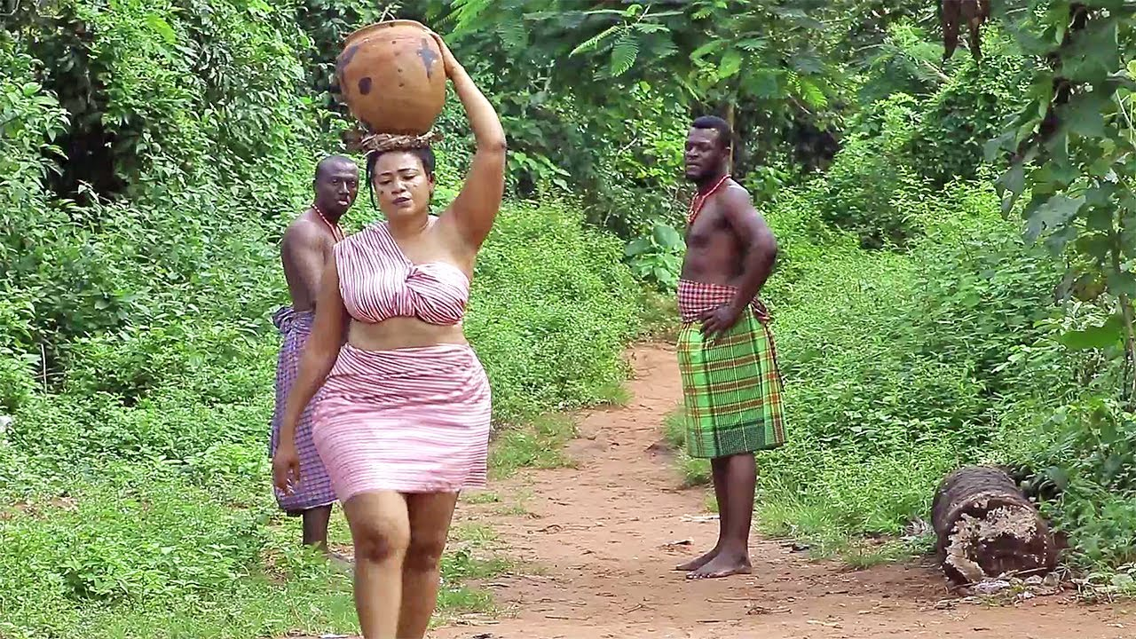 Download THE BEAUTIFUL MAIDEN THAT GAVE ALL THE MEN SLEEPLESS NIGHT IN THE VILLAGE - FULL NIGERIAN MOVIES