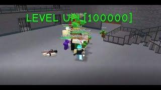 Roblox Zombie Attack - LEVEL 100,000!!!
