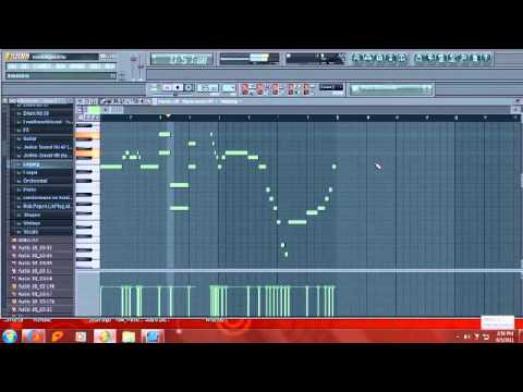 Eminem - MockingBird (Instrumental) (FL Studio Remake)