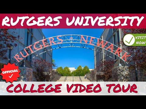 Rutgers University - Video Tour