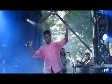 Shamir - In For The Kill - Pitchfork 2015 Chicago