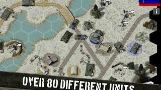 Tank Battle: East Front 1943 by HexWar Games Ltd { Ipad } Gameplay