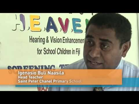 Fiji - Health care for school children