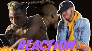 XXXTENTACION - WHAT ARE YOU SO AFRAID OF - REACTION