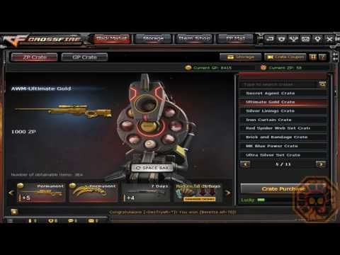 Cross Fire NA\UK    New Black Market (Capsule Shop)!
