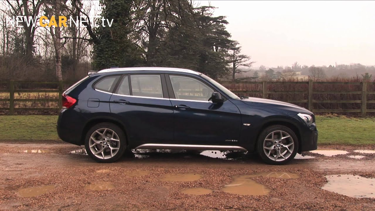 BMW X1  Car Review  YouTube
