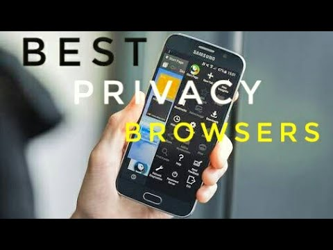 3 Best Secure Privacy Browsers For Android || New 2017 || INGONITE Browsing||