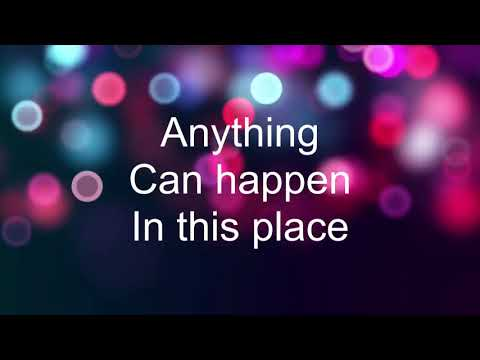 Anything Can Happen - Jesus Culture - Lyrics