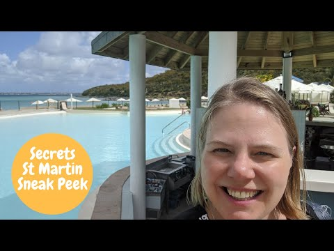 Secrets Resorts - Secrets St Martin All Inclusive Resort Sneak Peek March 2020