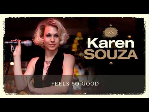 Клип Karen Souza - Feels So Good
