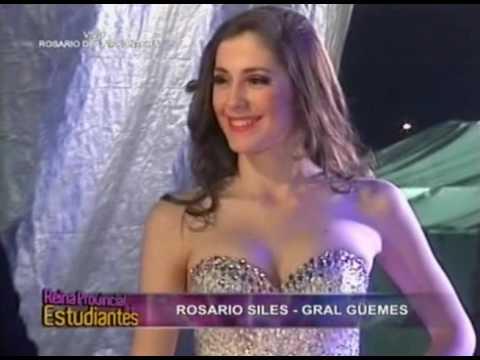 Rosario Siles - Reina Departamental de los Estudiantes 2014 - 3