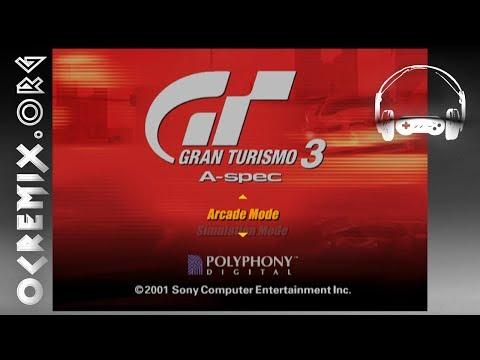OC ReMix #1676: Gran Turismo 3 A-spec 'Cruise Control' [Light Velocity] by Joshua Morse...