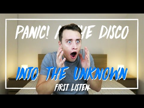 "Panic! At The Disco | Into The Unknown - From ""Frozen 2"" (First Listen)"
