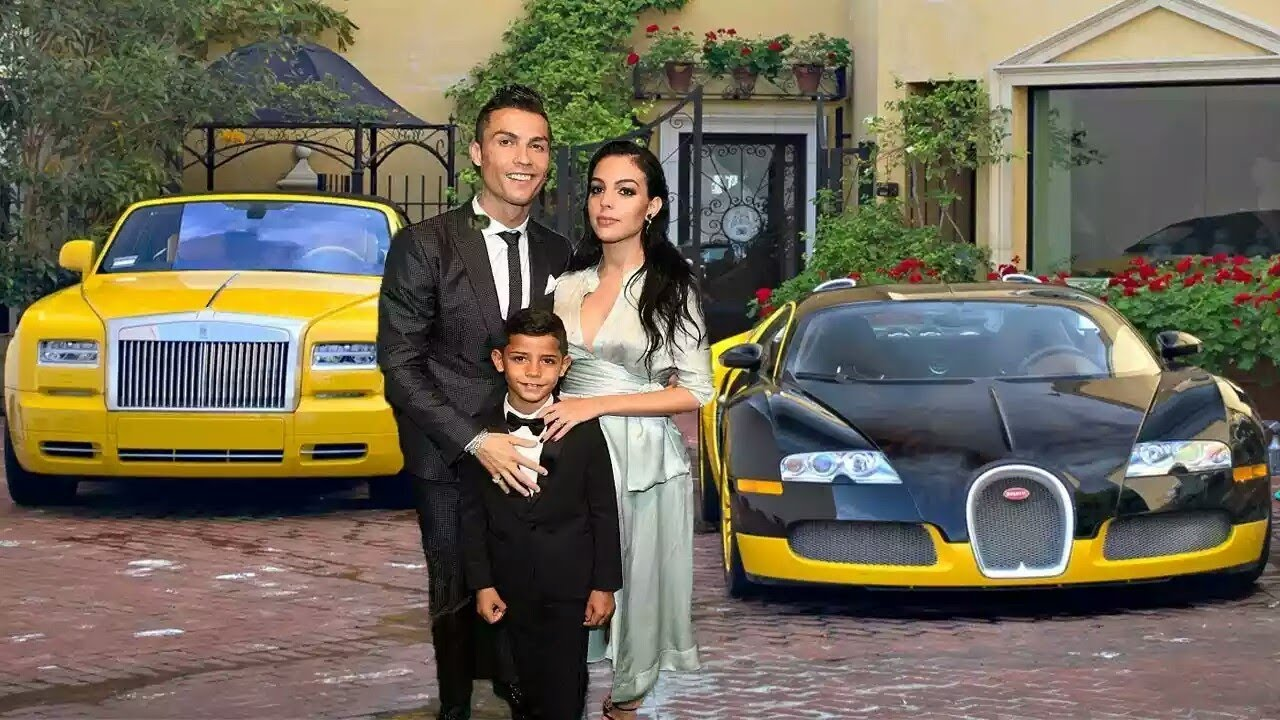 Cristiano Ronaldo S House In Juventus 2018 The Most Expensive