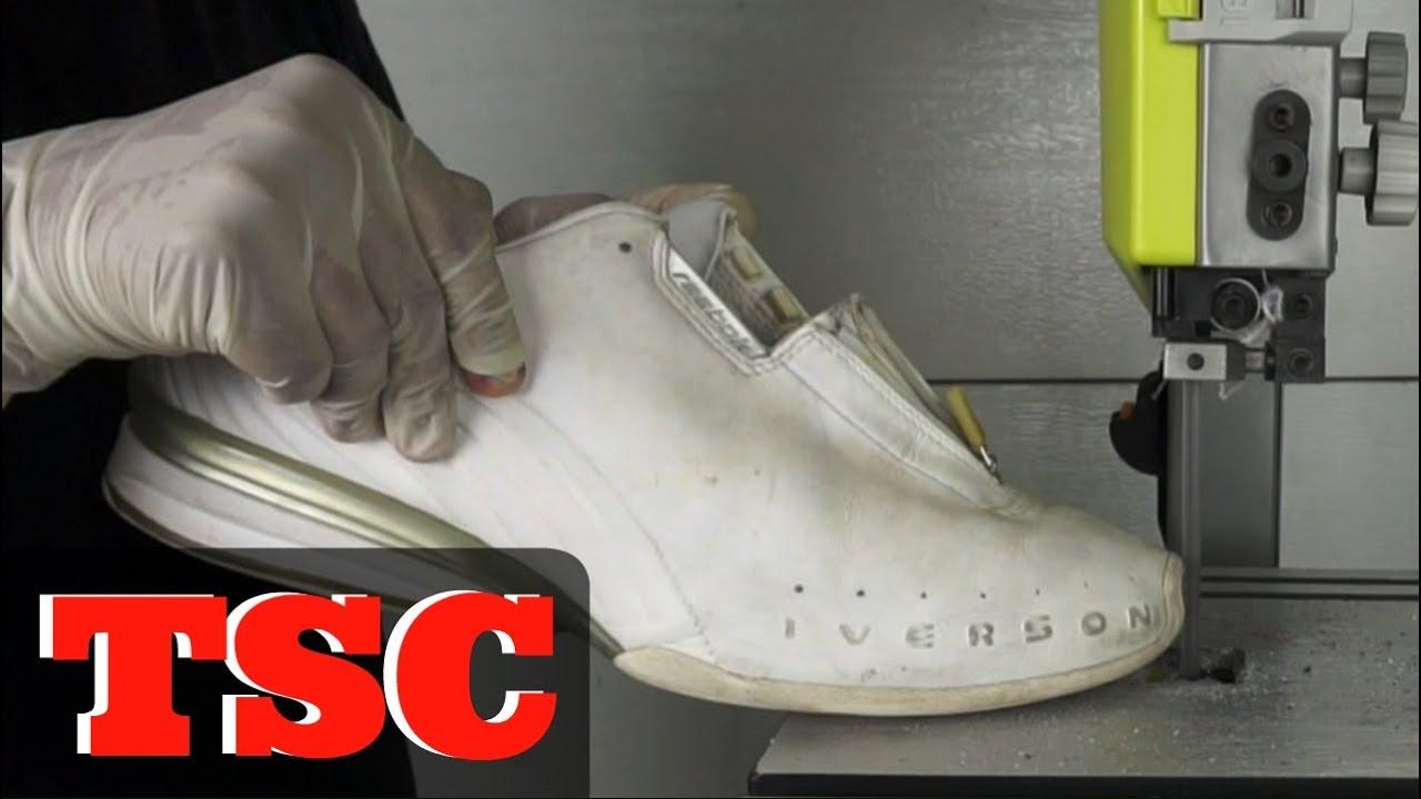 Sneaker Chop Reebok Allen Iverson 6 VI