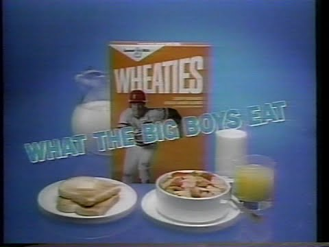 Wheaties - What The Big Boys Eat Song (1985)
