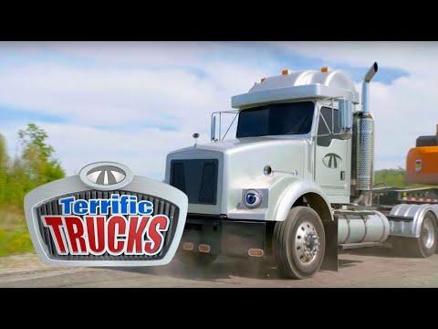 Terrific Trucks, Kids Songs: Wheels on the Truck | Universal Kids